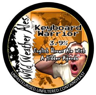 Keyboard-Warrior-Keg