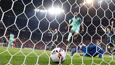 Wales vs Portugal EUro Semi-final